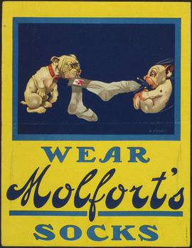 Wear Molfort's socks. Cartell