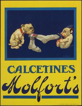 Calcetines Molfort's. Cartell