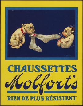 Chaussettes Molfort's. Cartell